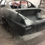 1968 Volvo P1800s Restoration Restoration - image 8
