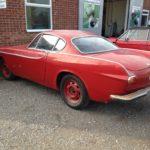 1968 Volvo P1800s Restoration Restoration - image 1