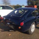 Triumph GT6 Bodywork Restoration Restoration - image 2