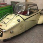 Messerschmitt Restoration - image 4