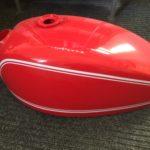 Morini Fuel Tank Restoration - image 7