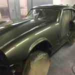 Triumph GT6 Respray Restoration - image 7