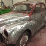 Morris Minor Restoration - image 7