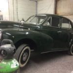 Morris Oxford Chassis Welding Restoration - image 13