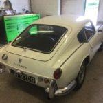 Triumph GT6 Welding Repairs Restoration - image 12