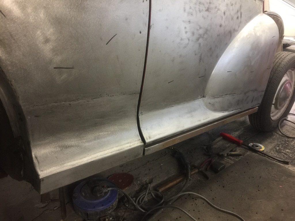 Morris Minor Restoration - image 8