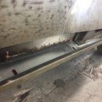 Morris Oxford Chassis Welding Restoration - image 15