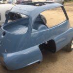 Isetta Bubble Car Restoration - image 13