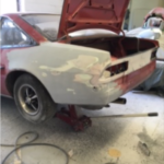 MK1 Vauxhall Cavalier Restoration - image 25