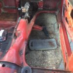 Triumph Spitfire floor restoration Restoration - image 33