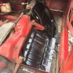 Triumph Spitfire floor restoration Restoration - image 31