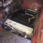 Triumph Spitfire floor restoration Restoration - image 34