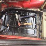 Triumph Spitfire floor restoration Restoration - image 35