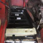 Triumph Spitfire floor restoration Restoration - image 38
