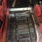Triumph Spitfire floor restoration Restoration - image 40