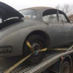 Daimler V8 Restoration - image 2
