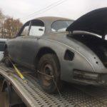 Daimler V8 Restoration - image 1