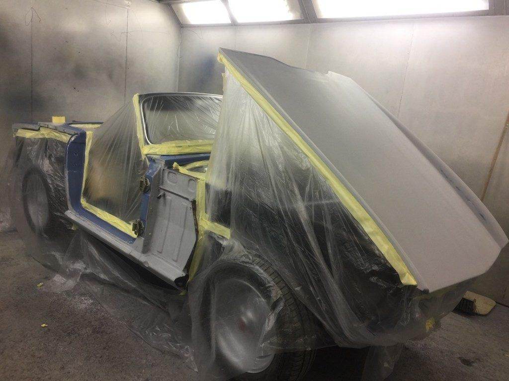 Triumph TR6 Restoration - image 28