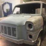 Ford Transit Restoration - image 149