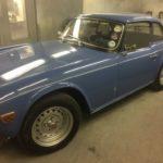 Triumph TR6 Restoration - image 25