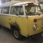 VW Camper van Respray Restoration - image 34