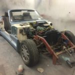Kit car restoration in progress Restoration - image 13