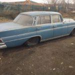 1964 Mercedes 300SE Fintail Restoration - image 1