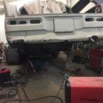 1964 Mercedes 300SE Fintail Restoration - image 10