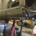 1964 Mercedes 300SE Fintail Restoration - image 17