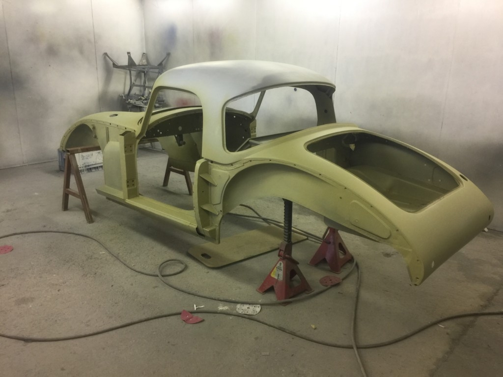 The Ultimate Guide To Classic Car Restoration Whites Bodyworks - Classic car guide