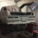 1964 Mercedes 300SE Fintail Restoration - image 11