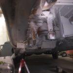 1964 Mercedes 300SE Fintail Restoration - image 9
