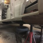 1964 Mercedes 300SE Fintail Restoration - image 15