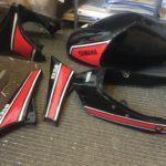 Yamaha RD350 Respray Restoration - image 28