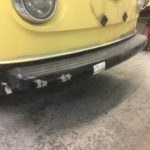 VW Camper van Respray Restoration - image 35