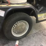 VW Camper van Respray Restoration - image 37
