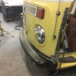VW Camper van Respray Restoration - image 40
