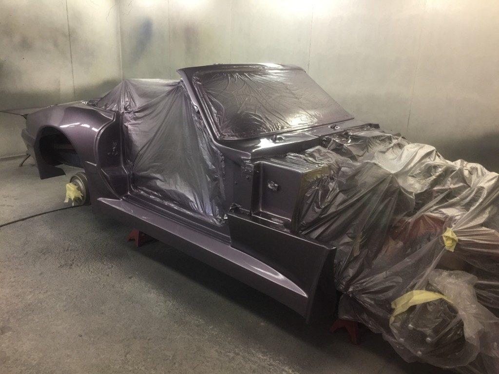 Kit car restoration in progress Restoration - image 16