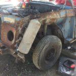 1964 Mercedes 300SE Fintail Restoration - image 3