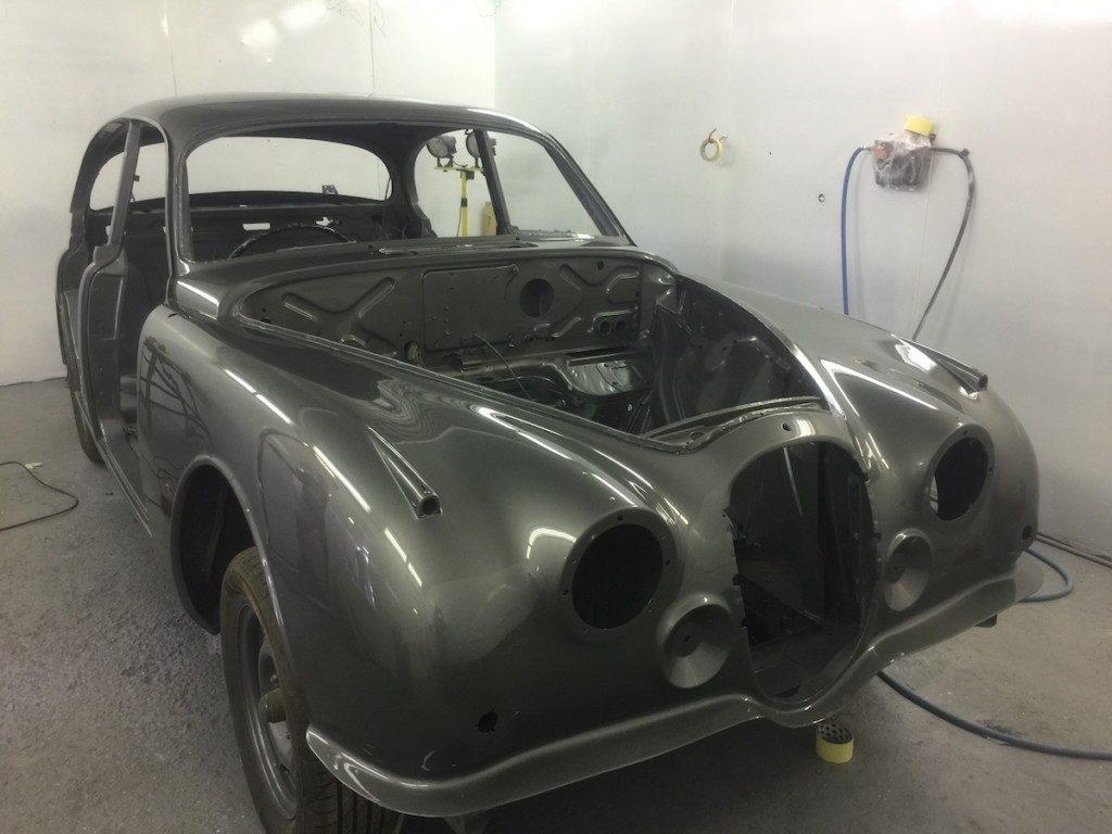 Daimler V8 Restoration - image 24