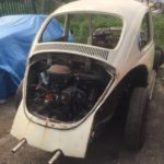 VW Beetle Restoration - image 11
