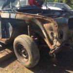 1964 Mercedes 300SE Fintail Restoration - image 4