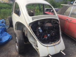 vw beetle restoration