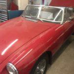 1969 MGB Roadster Restoration - image 26