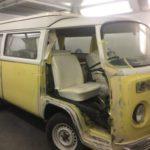 VW Camper van Respray Restoration - image 41