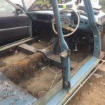 1964 Mercedes 300SE Fintail Restoration - image 5