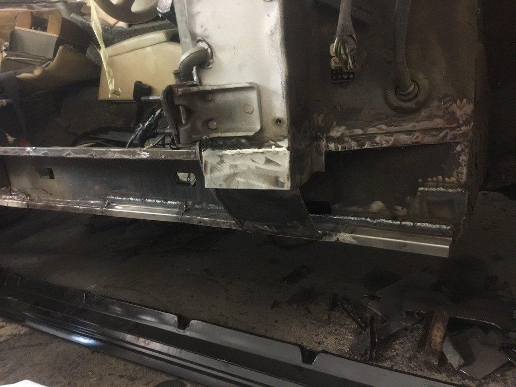 Jaguar XJS Restoration - image 12