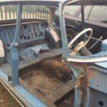 1964 Mercedes 300SE Fintail Restoration - image 6