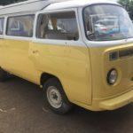 VW Camper van Respray Restoration - image 44