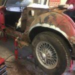 1969 MGB Roadster Restoration - image 25